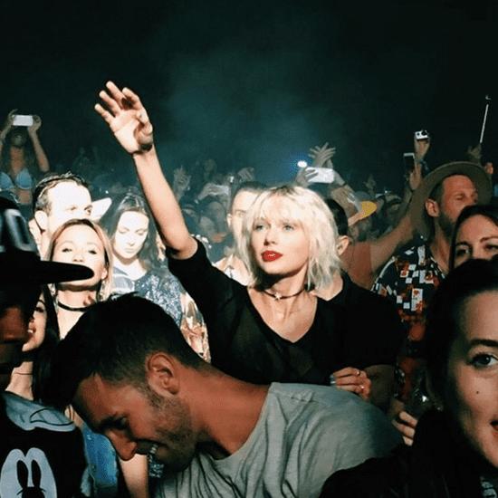 Taylor Swift at Coachella 2016