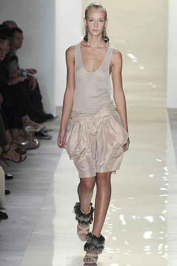 Jen Kao Goes With a Little Jingle, A Lighter Look for Spring 2010