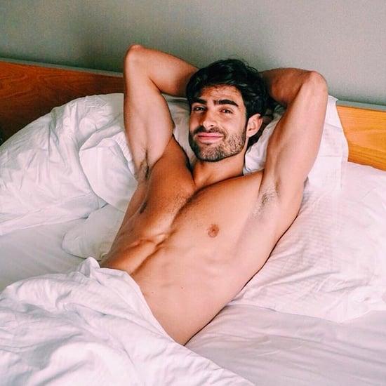 Shirtless Juan Betancourt Pictures