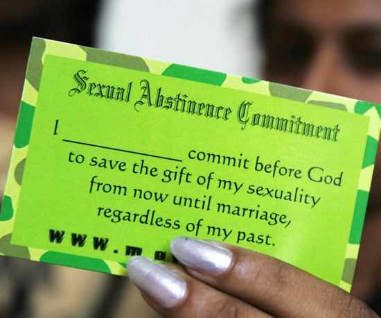 Is Abstinence Education Good or Bad?