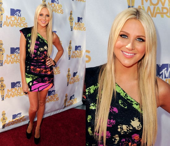 Stephanie Pratt at 2010 MTV Movie Awards