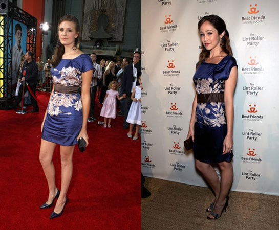 Who Wore It Better? Twelfth Street by Cynthia Vincent Floral Dress