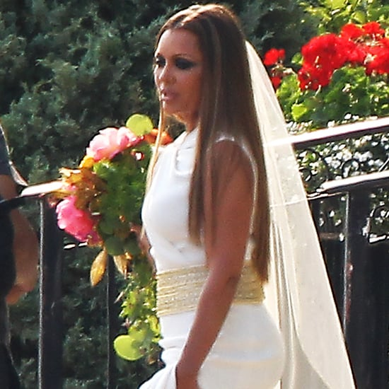 Vanessa Williams and Jim Skrip Wedding Pictures