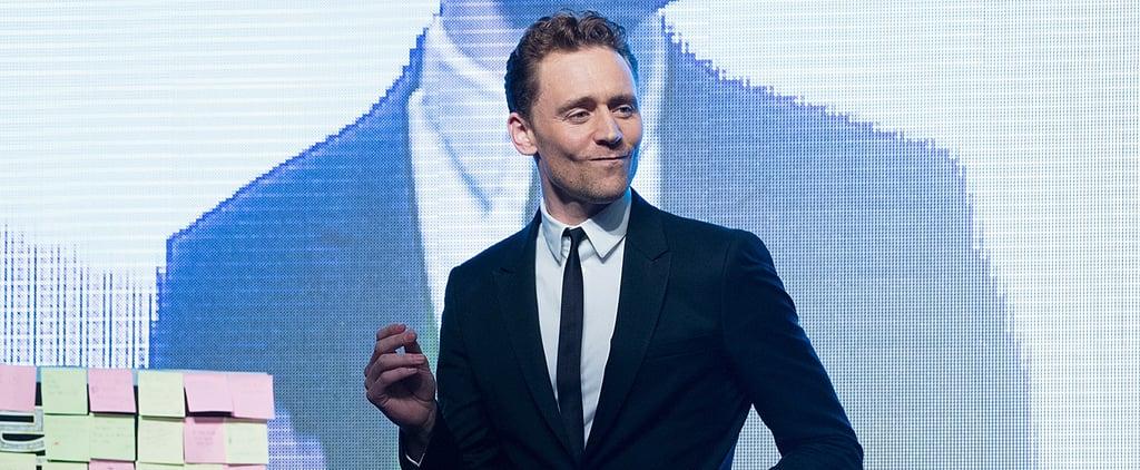 Take a Moment to Appreciate Tom Hiddleston's Hottest Moments