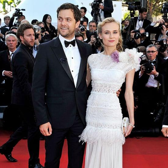 Red Carpet Style Inspo: Diane Kruger and Joshua Jackson