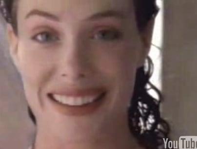 Flashback: 80's Pantene Commercial