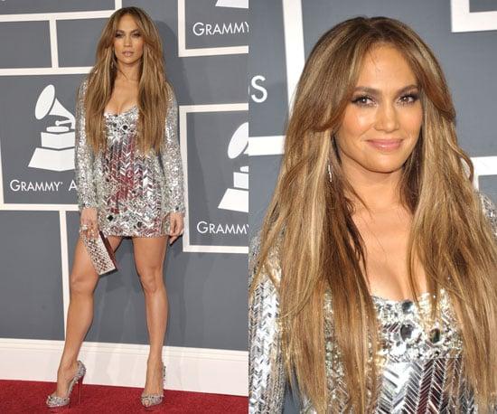 Jennifer Lopez Grammys 2011 2011-02-13 17:56:38