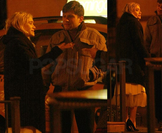 Photos of Ashley Olsen With a Friend in NYC