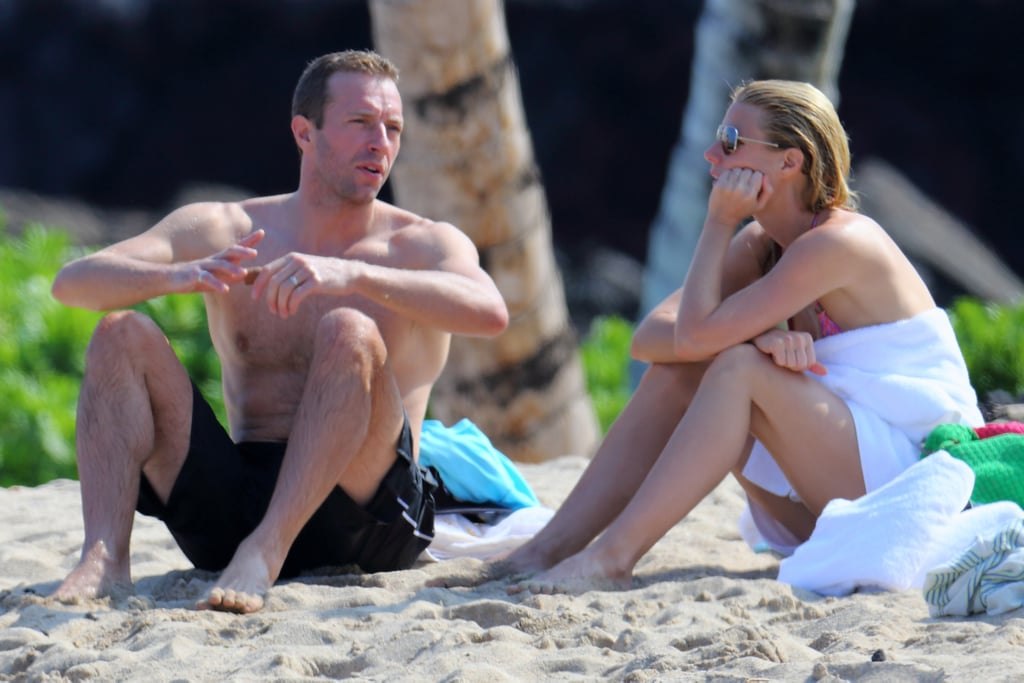 When She Went on Vacation With Chris Martin — After They Broke Up