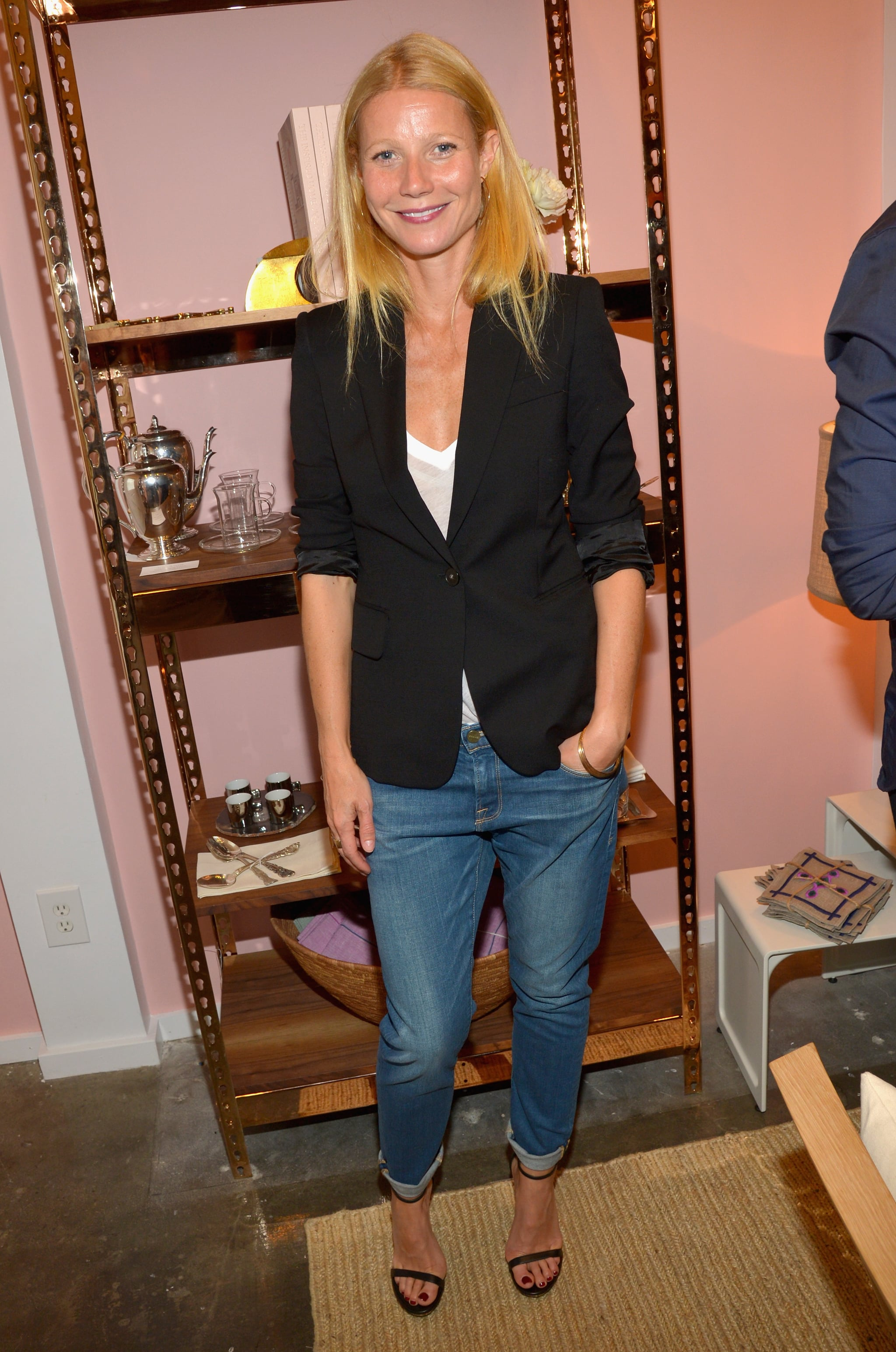Gwyneth Paltrow Gets Support From Her Mom on a Big New Venture