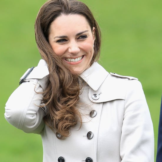 Kate Middleton Wearing Designer Outfits