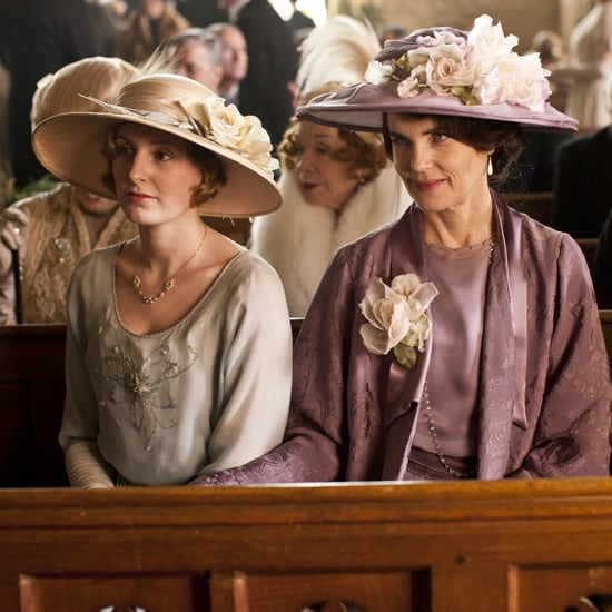 The Best Makeup, Hair & Beauty Looks Of Downton Abbey Stars