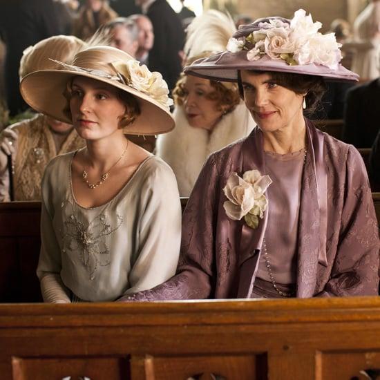 Downton Abbey Season 3 Hair and Makeup