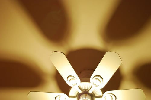 Casa Quickie: Reverse Your Ceiling Fan's Direction