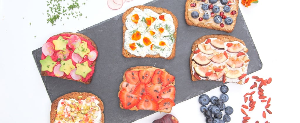 6 Summery Superfood Toasts to Make Breakfast Feel Special