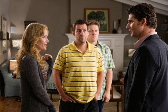 Movie Trailer for Funny People from Judd Apatow with Leslie Mann, Jason Schwartzman, Eric Bana