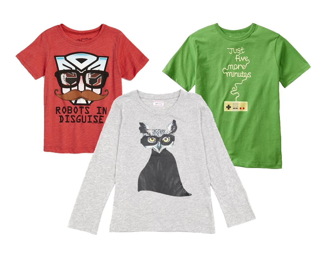 School Trend #1: Quirky Tees