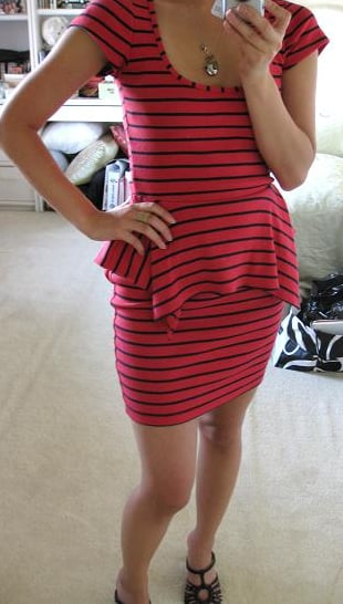 Look of the Day: Stylish Stripes