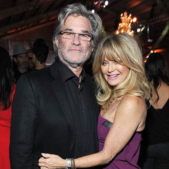 Kurt Russell and Goldie Hawn Photos February 2016