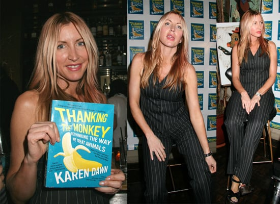 Heather Mills Is in Party Mode