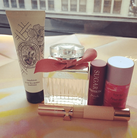 These pink and rose products have gotten us in a Valentine's Day shopping mood. Who needs a bouquet of roses anyway? Source: Instagram user POPSUGARBeauty