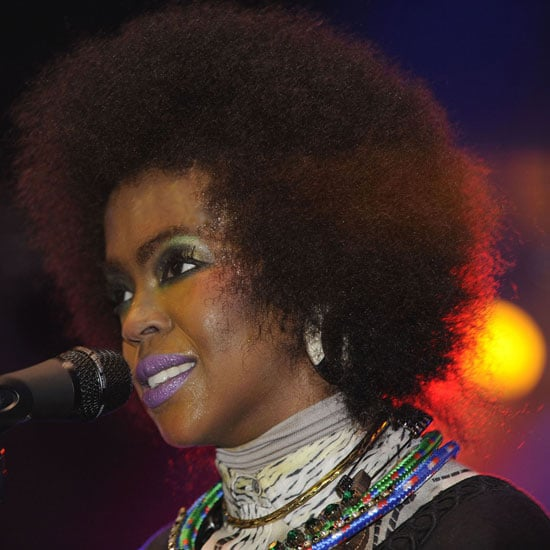Lauryn Hill Gets Mardi Gras Started Early