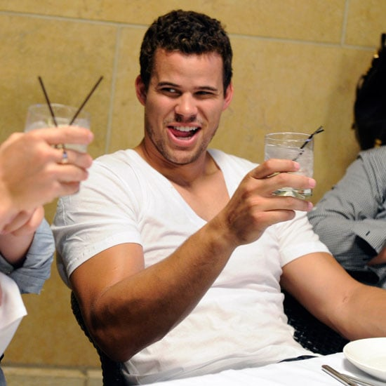 Kris Humphries's Bachelor Party in Las Vegas Pictures