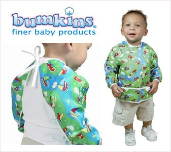 Bumkins Long-Sleeve Bibs