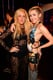 Ellie Goulding and Miley Cyrus posed together at the MTV EMAs.