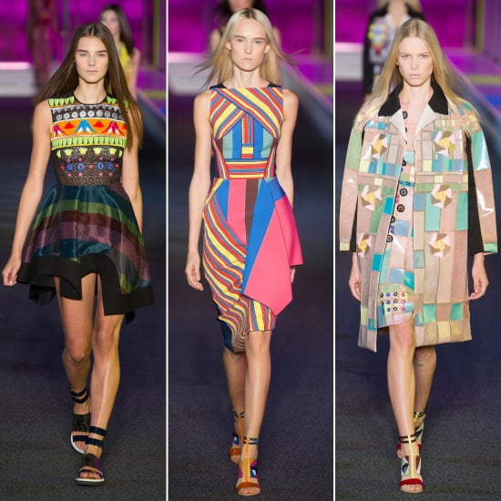 Best Bright Prints At Spring 2015 Fashion Week