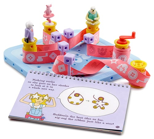 For 4-Year-Olds: GoldieBlox and the Spinning Machine