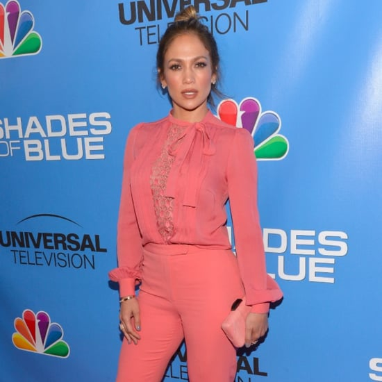 Jennifer Lopez's Elie Saab Look June 2016