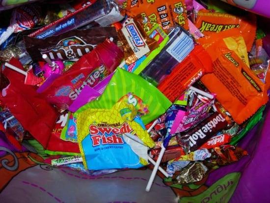 When Do You Buy Halloween Candy?