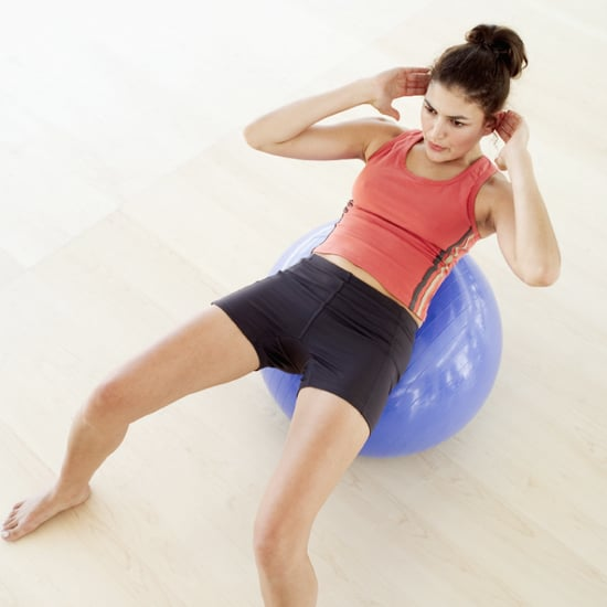 Ways to Use an Exercise Ball