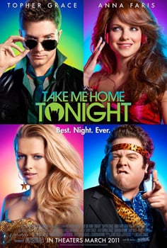 Take Me Home Tonight Trailer Starring Topher Grace and Anna Faris