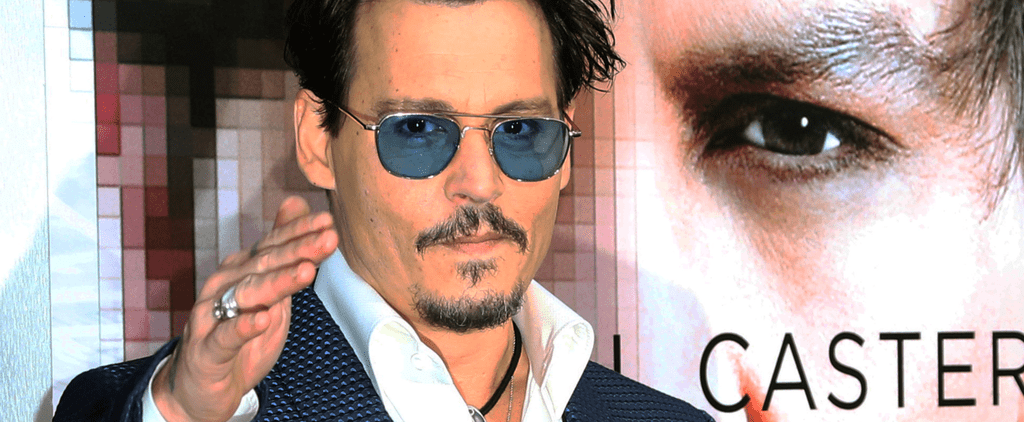 "Johnny Depp's Nudity Routine & ""Chick's Ring"" Have Our Attention"