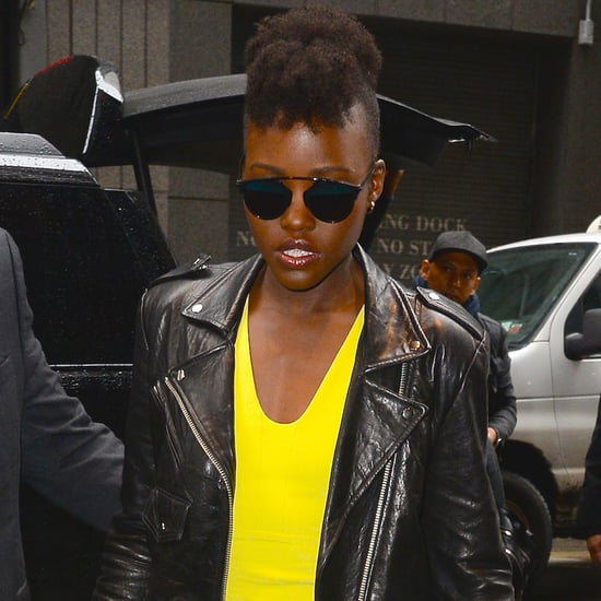Lupita Nyong'o Wears 3 Glamorous Outfits in 1 Day