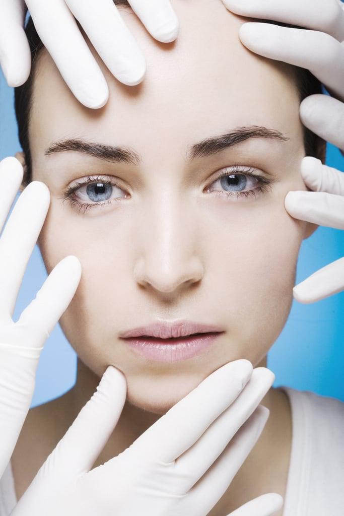 You Don't Visit a Dermatologist