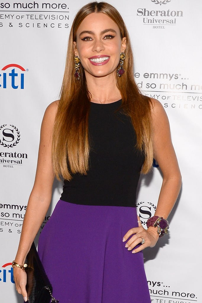 Sofia Vergara, nominated four times, will be presenting.