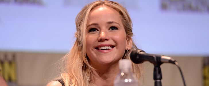 8 Reasons Jennifer Lawrence Was the Funniest Person at Comic-Con