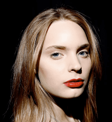 Ruffian Red Lipstick by MAC at 2009 Fall Fashion Week in New York