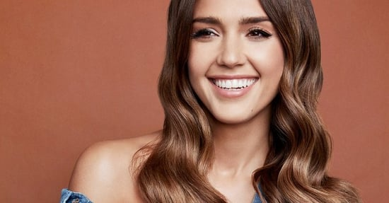 Jessica Alba's New Clean Products Will Give You Perfect Hair
