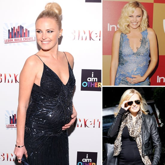 """Malin Akerman's """"Sexy With an Edge"""" Maternity Style"""