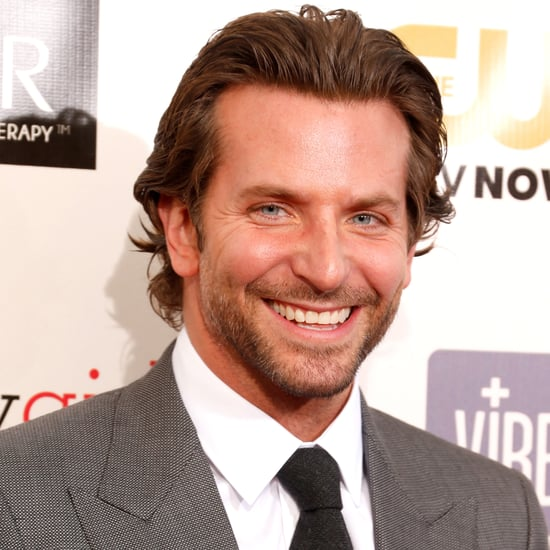 Bradley Cooper at the Critics' Choice Awards 2013