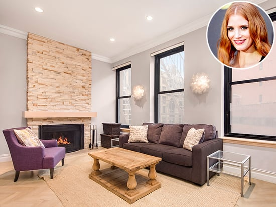 Inside Jessica Chastain's Posh N.Y.C. Loft - Now on the Market for $1.8 Million