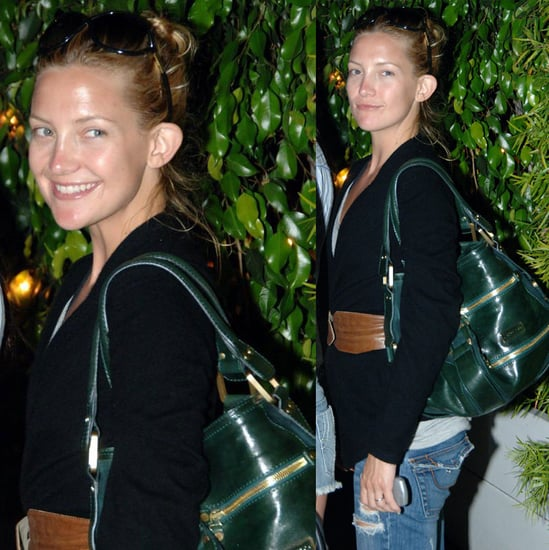 Rich Green Bags for Fall