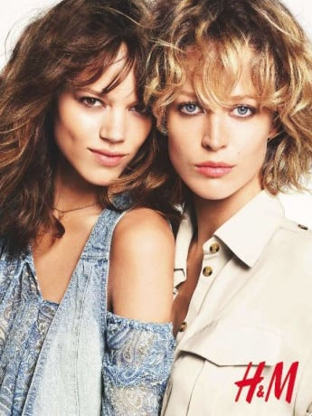 H&M Spring 2011 Ad Campaign