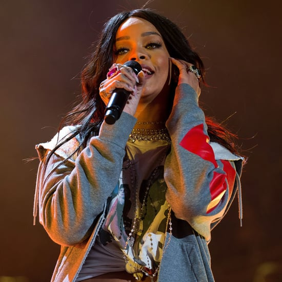 "Rihanna Sings ""My Girl"" With Miguel Video"