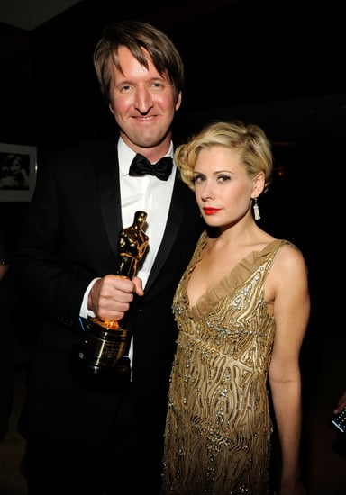 Imitation's Tara Subkoff Reportedly Dating King's Speech Director Tom Hooper