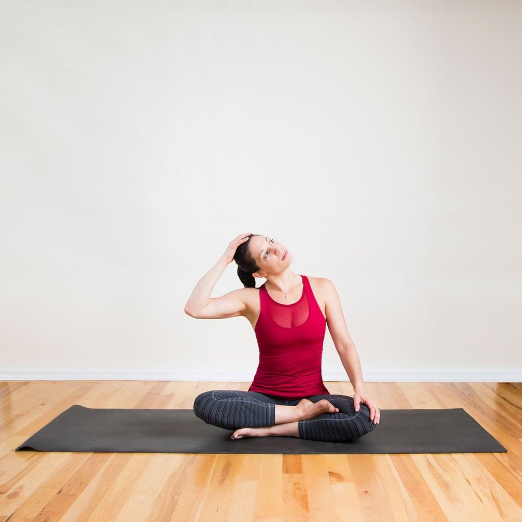 Neck and Shoulder Stretch